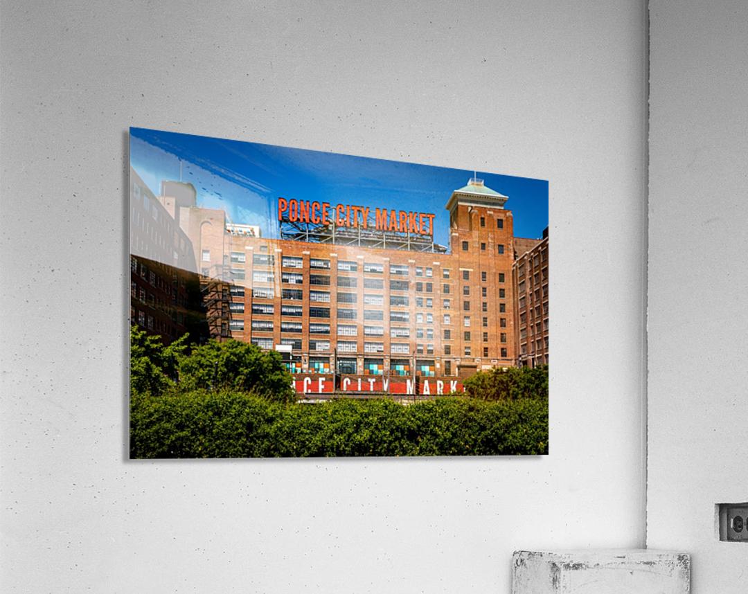 Ponce City Market   Atlanta GA 7063  Acrylic Print