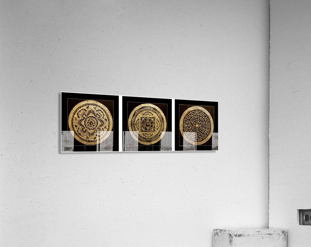 Thangka Collector's Edition  Acrylic Print