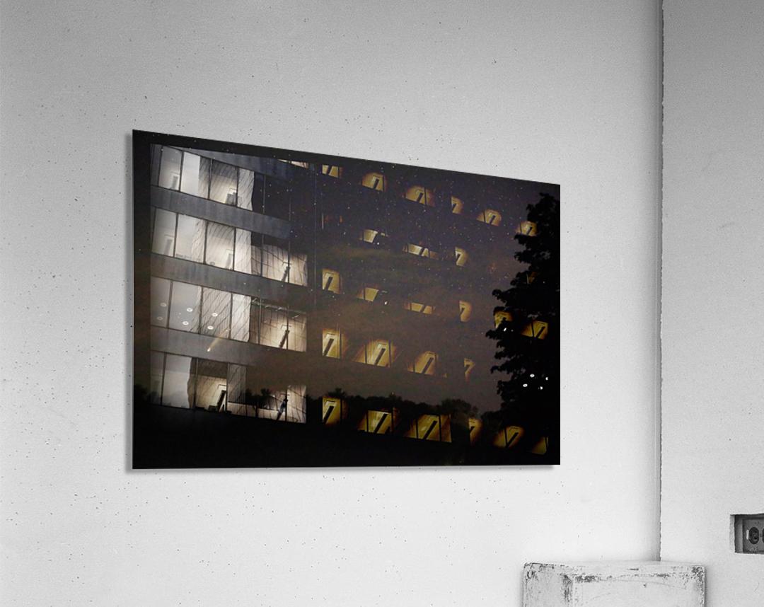 Neowise Comet 7.14.20  Acrylic Print