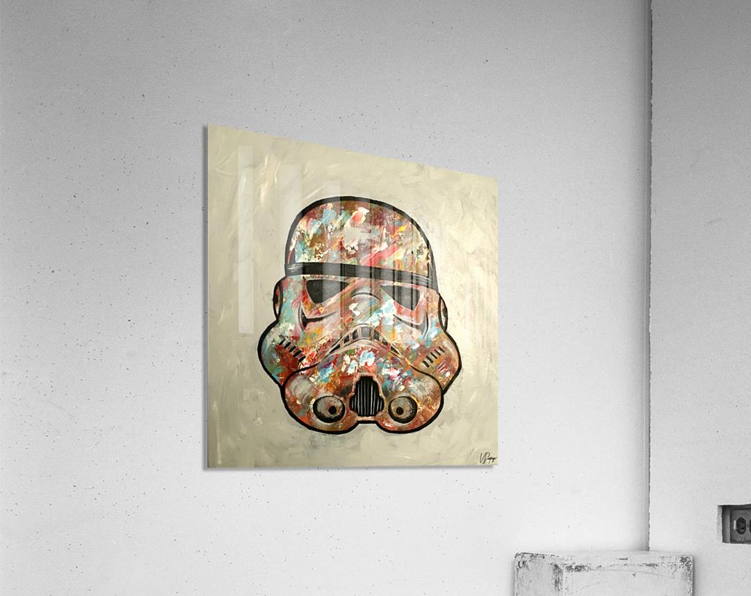 Storm Trooper  Acrylic Print