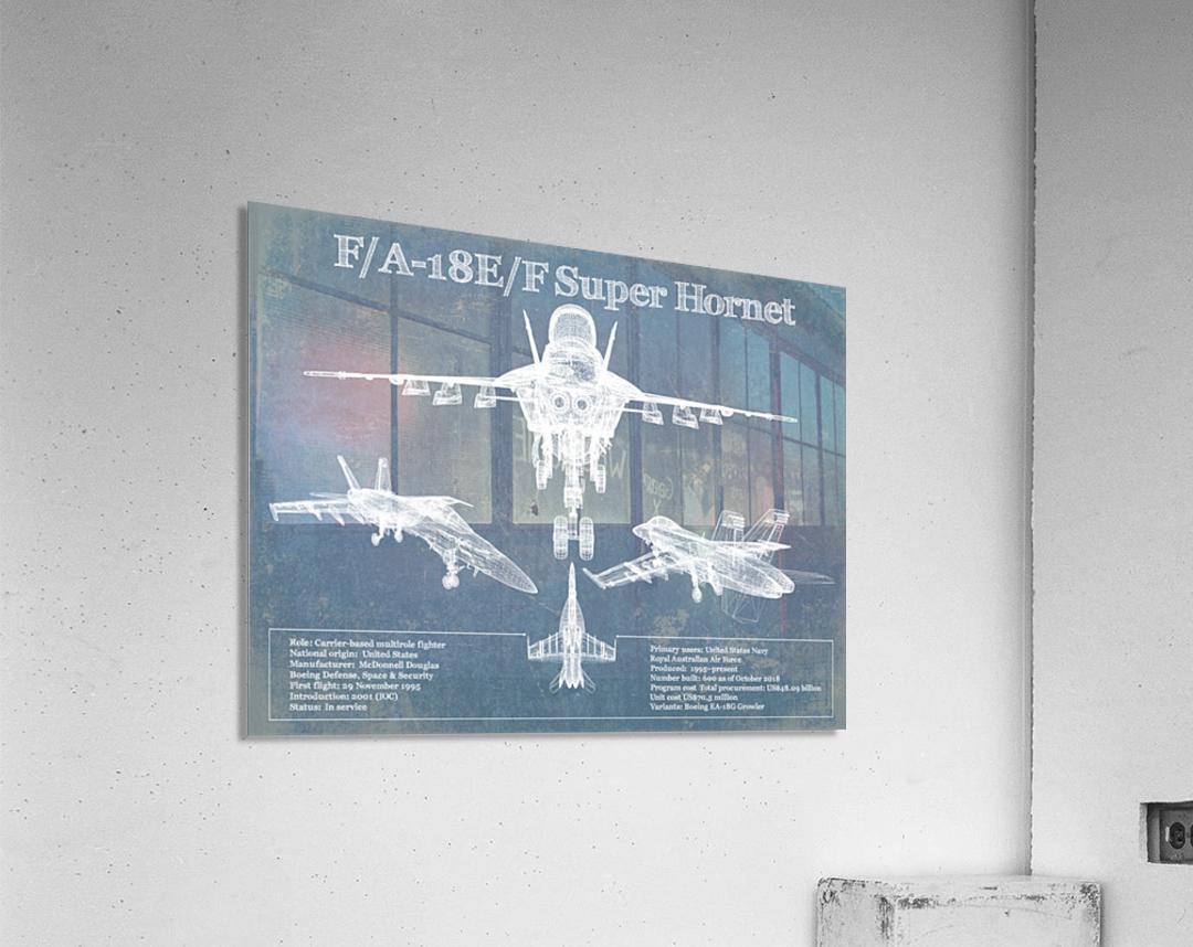 fa18  Acrylic Print