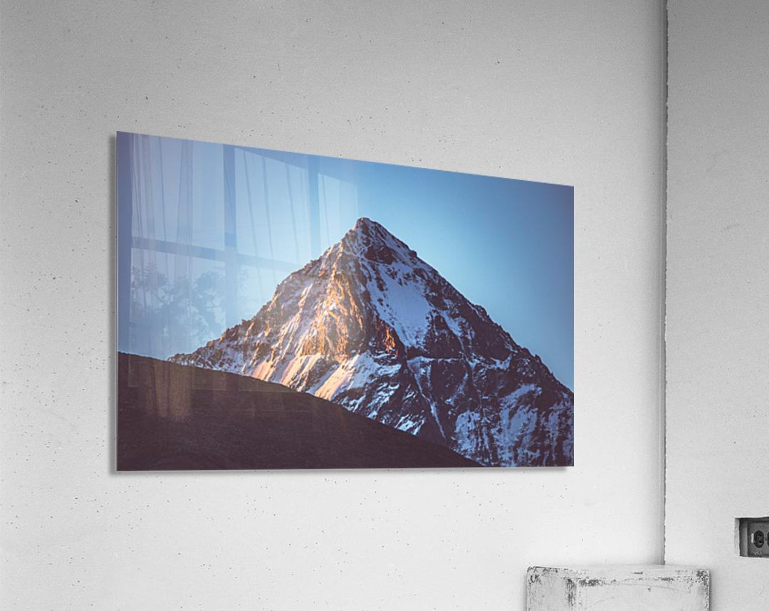 First sunlight  Acrylic Print