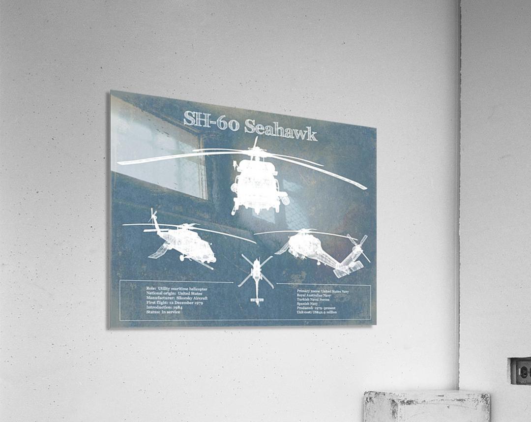 seahawk  Acrylic Print