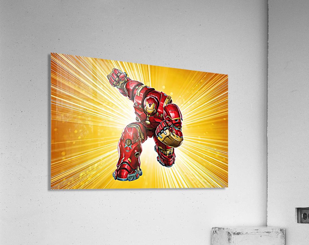 Ironman Hulkbuster  Acrylic Print