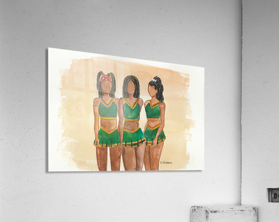 Clovers  Acrylic Print