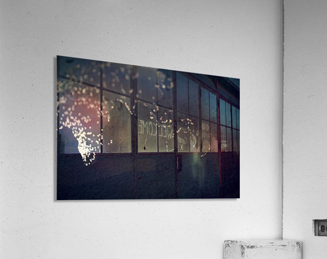 Dark Continent Erkon  Acrylic Print