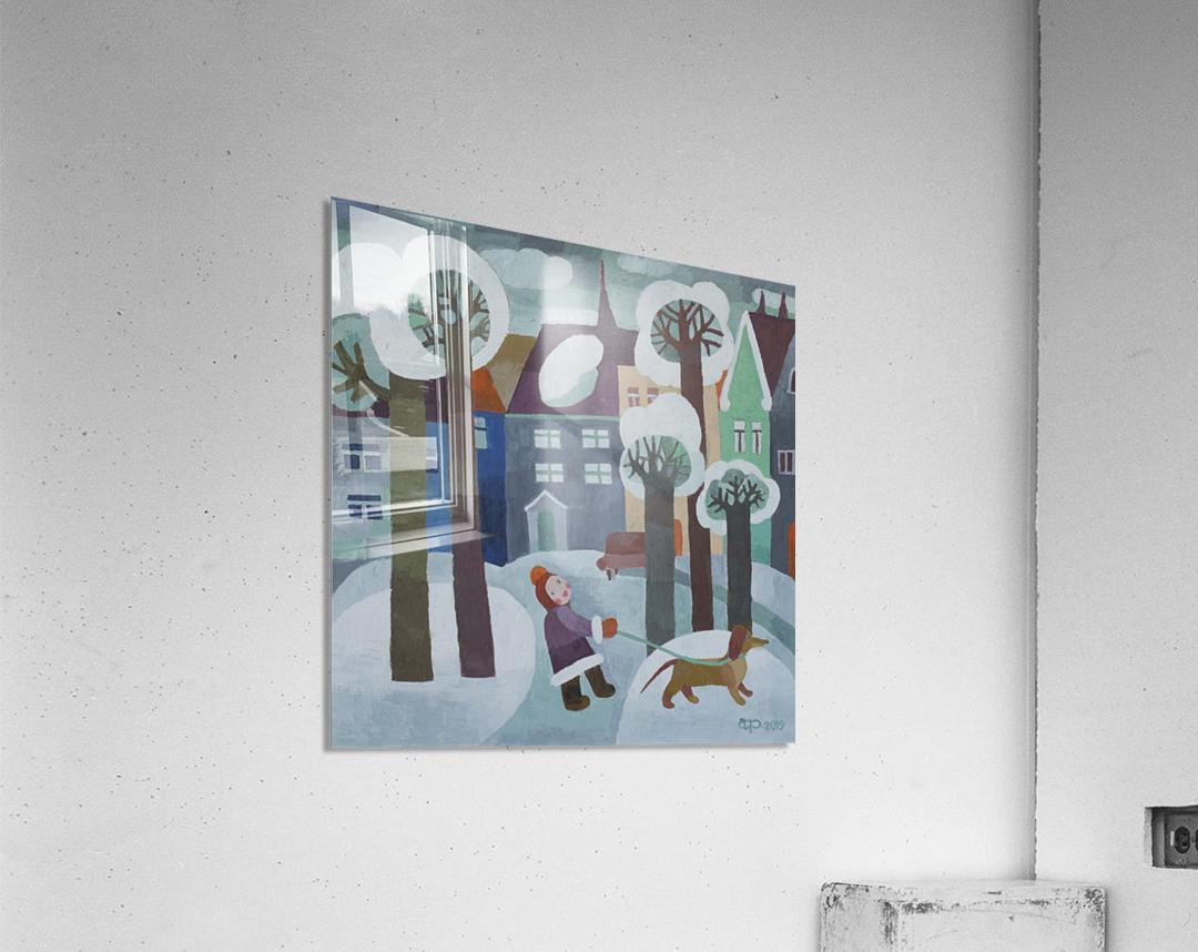 39  Acrylic Print