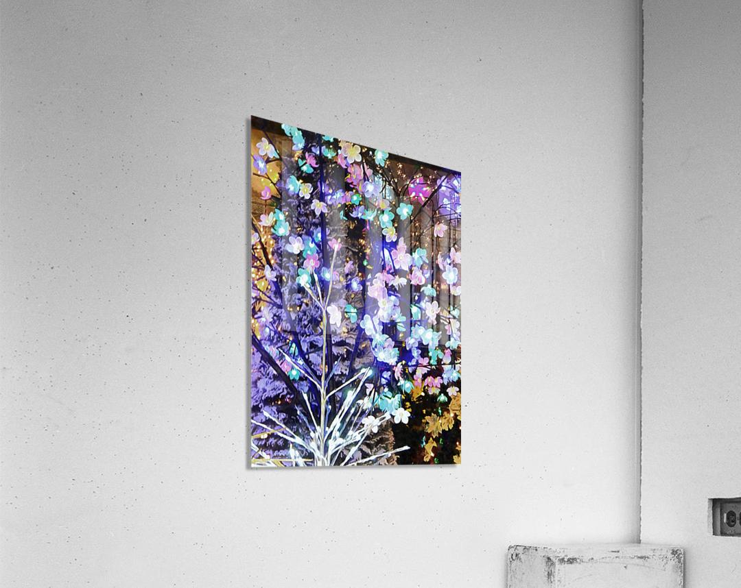Christmas Lights 5  Acrylic Print