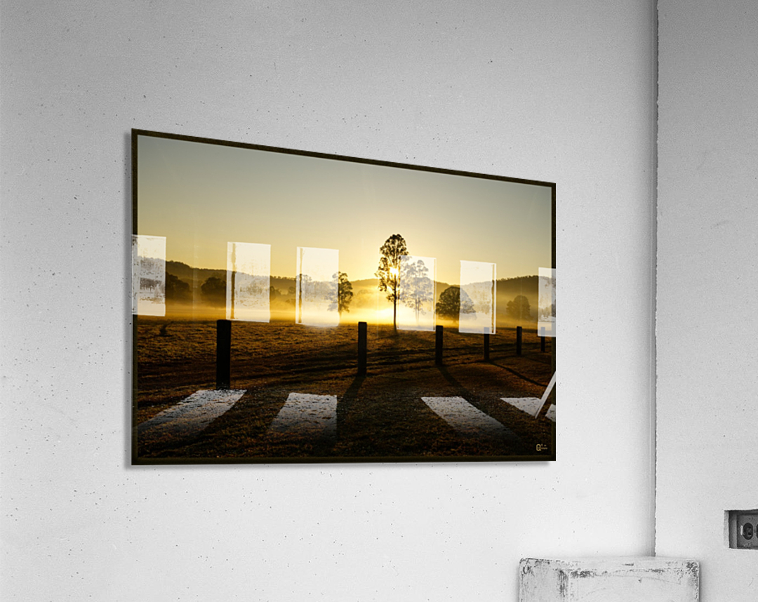 glenreagh sunrise  Acrylic Print