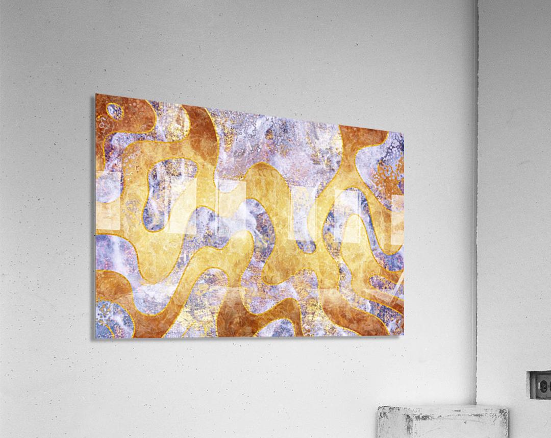 Abstract Marble XXIX  Acrylic Print