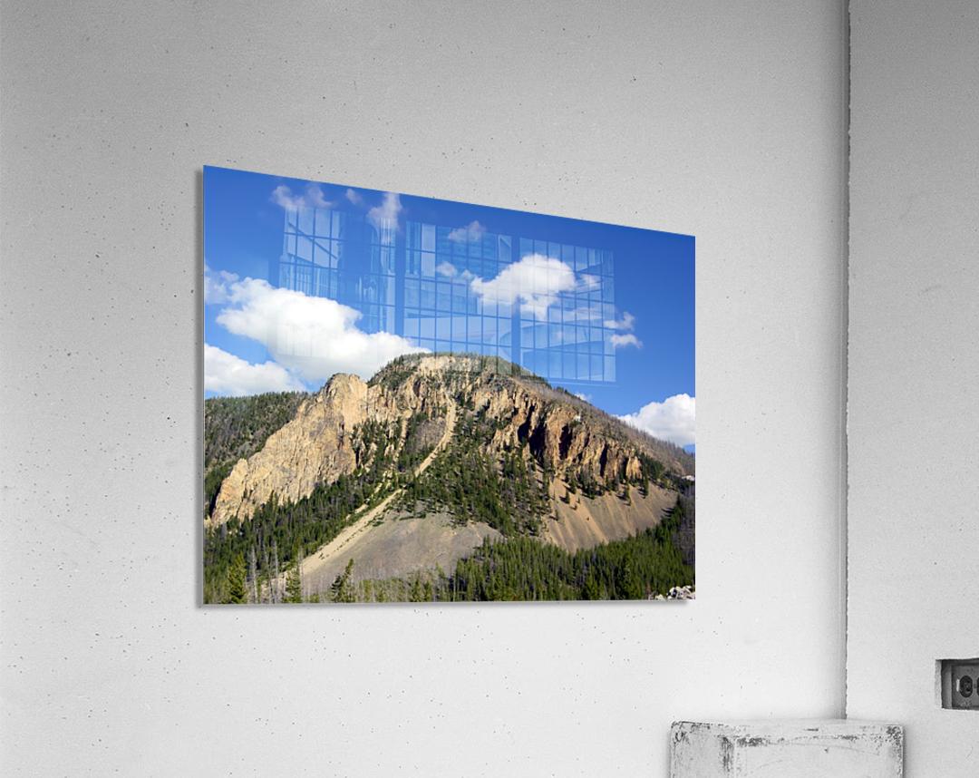 Yellowstone National Park 2  Acrylic Print