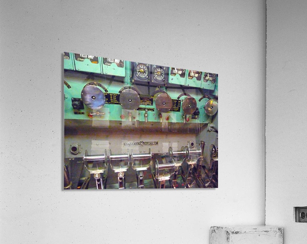 Submarine 4  Acrylic Print