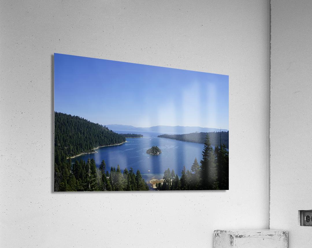 Top of the Lake  Acrylic Print