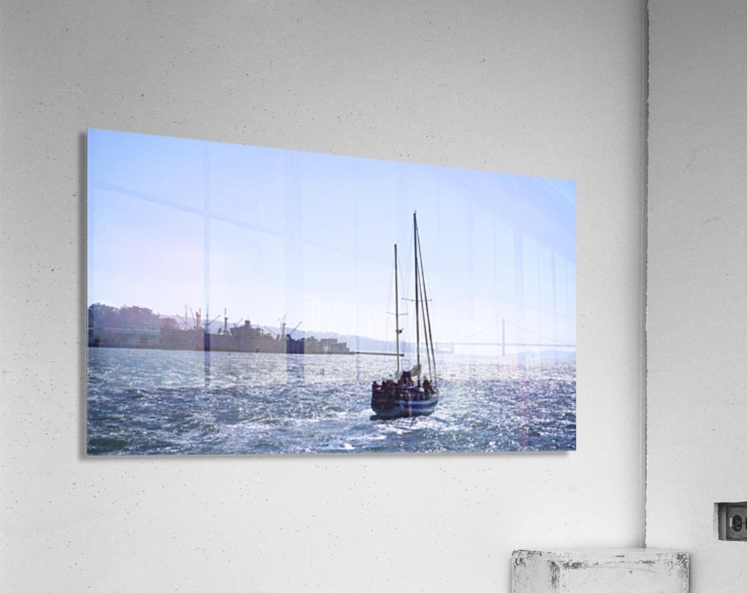 Golden Gate Dreams @ San Francisco  Acrylic Print