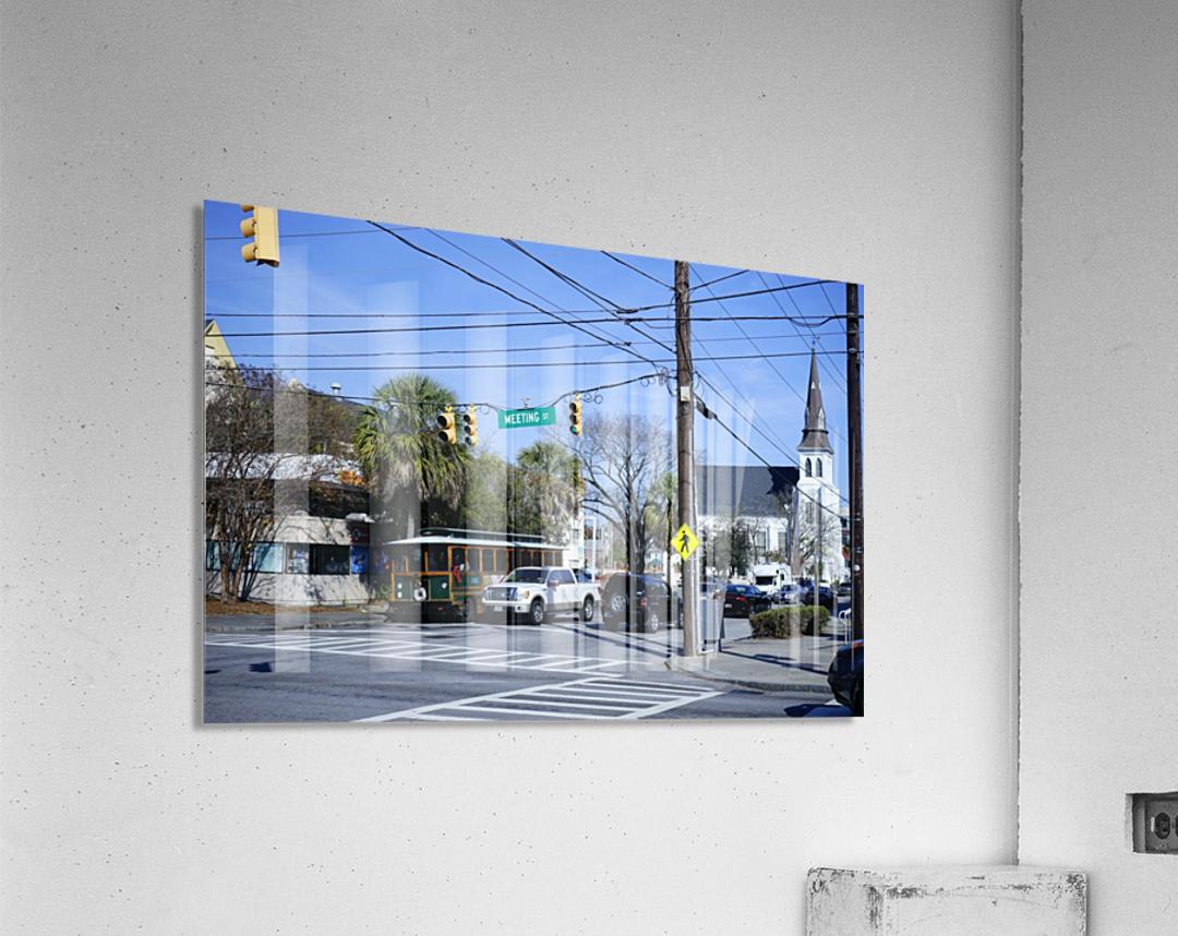 Snapshot in Time Charleston 1 of 5  Acrylic Print