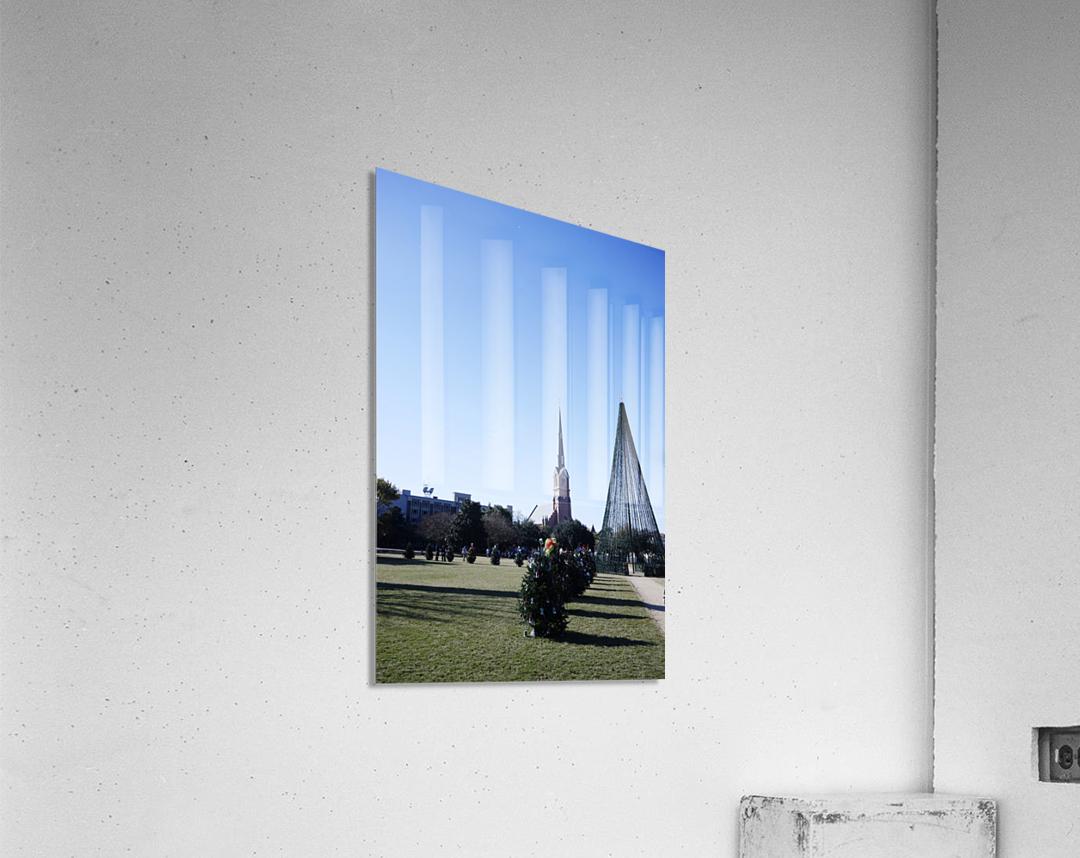 Snapshot in Time Charleston 5 of 5  Acrylic Print