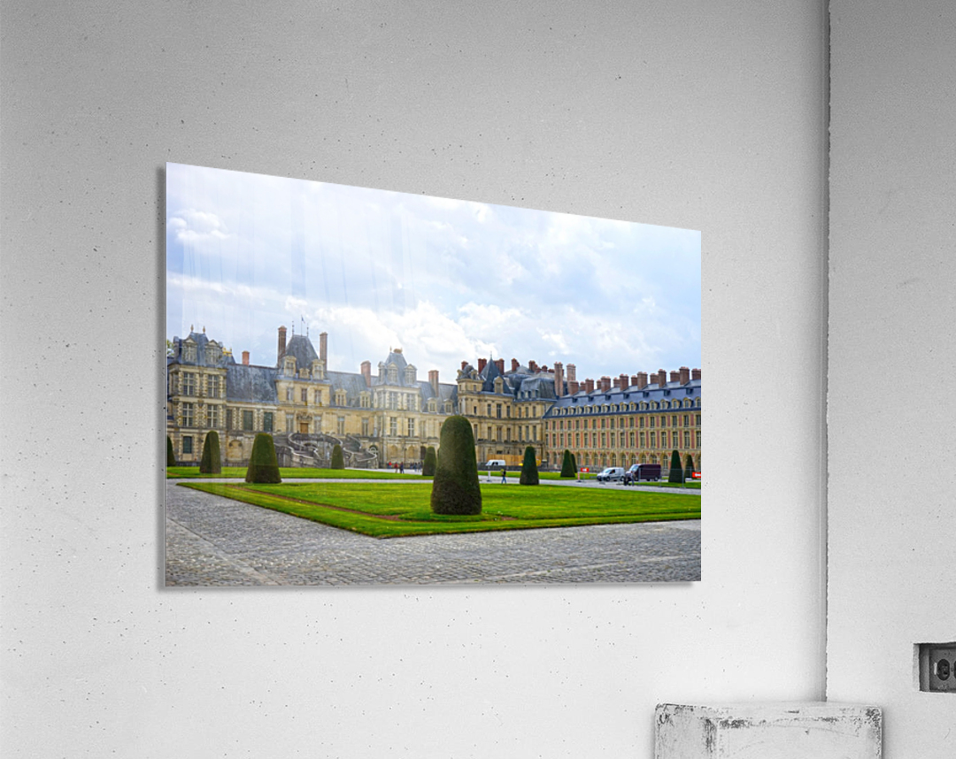 Chateaus of France 3  Acrylic Print