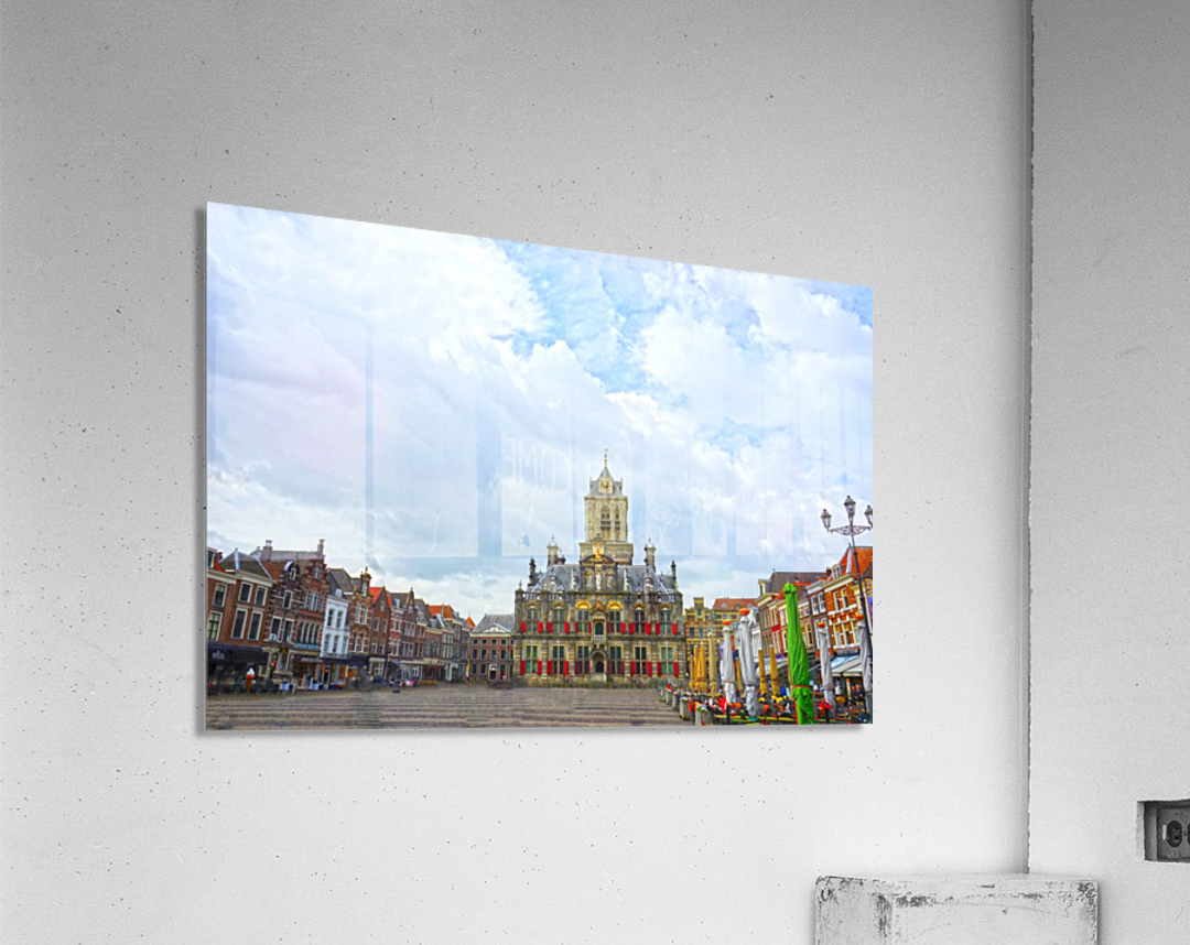 A Dream of the Netherlands 2 of 4  Acrylic Print