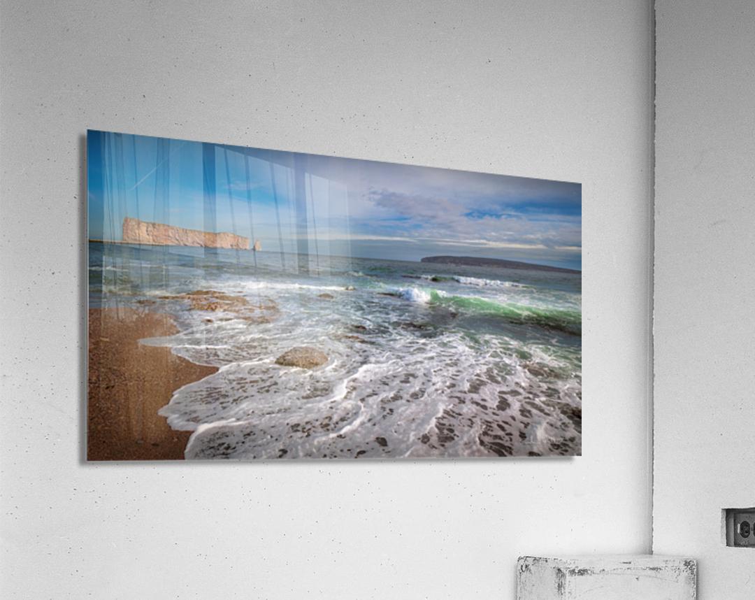 Ecume Perce  Acrylic Print
