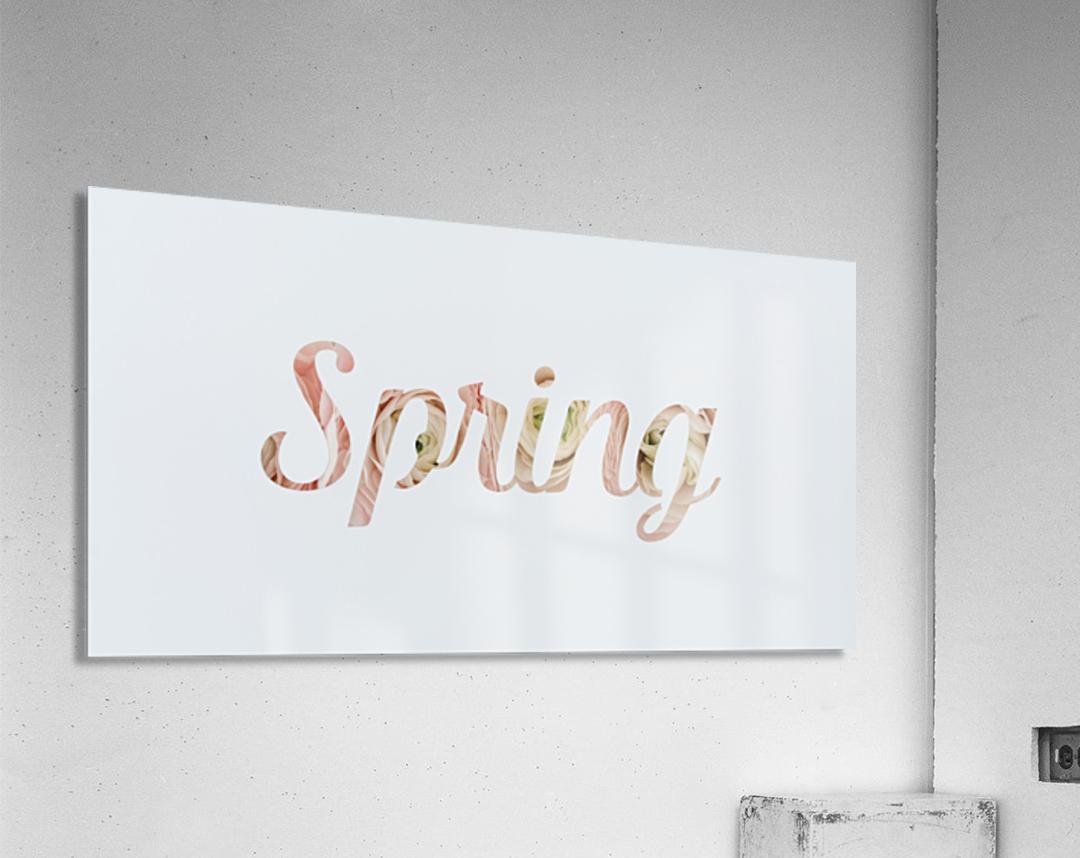 Daltana Spring Drill  Acrylic Print