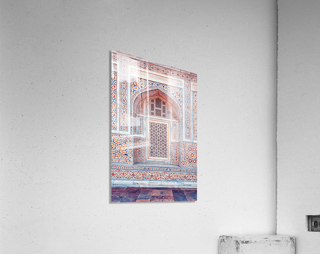 Rajasthan Architecture  Acrylic Print