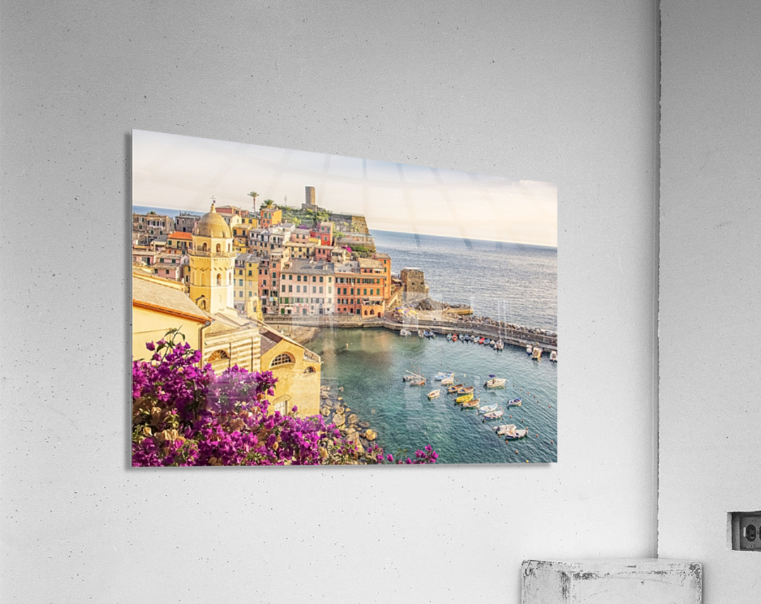 Vernazza  Acrylic Print
