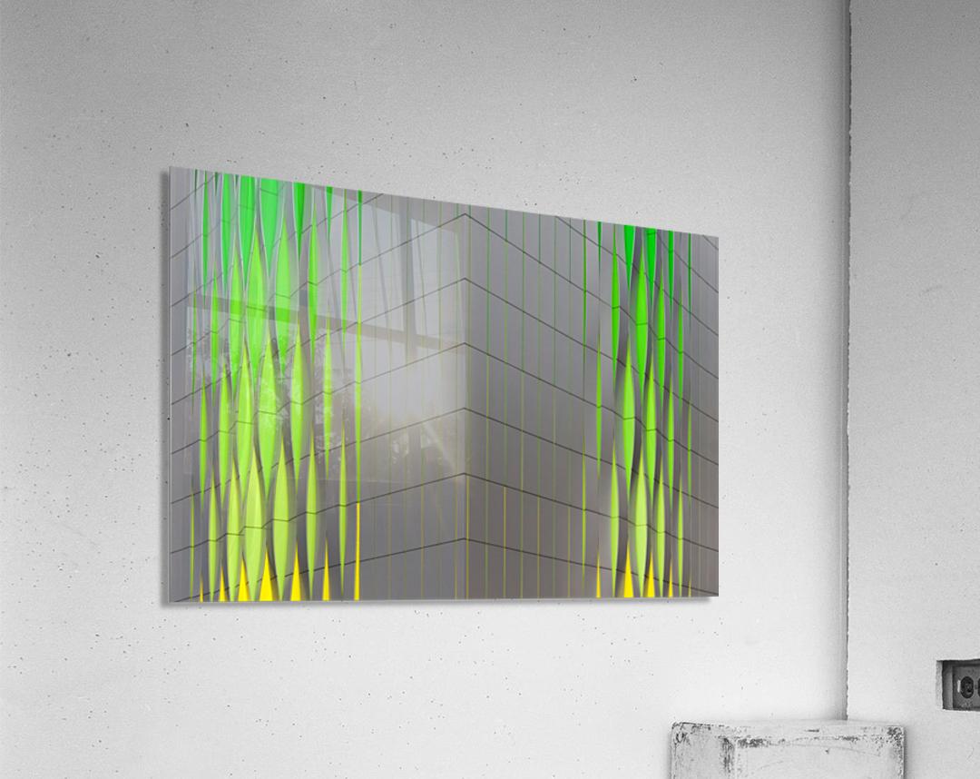 UMC by Theo Luycx   Impression acrylique