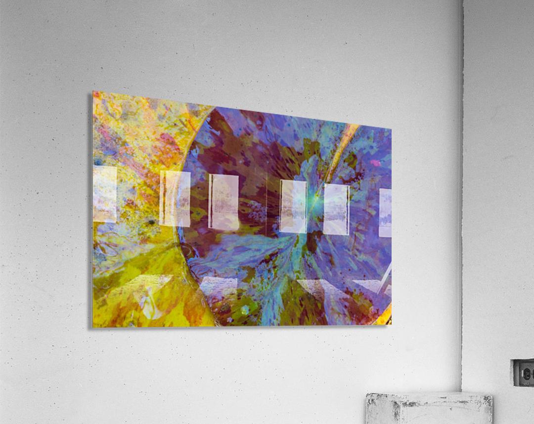 Colors Of Nature ap 2038  Acrylic Print