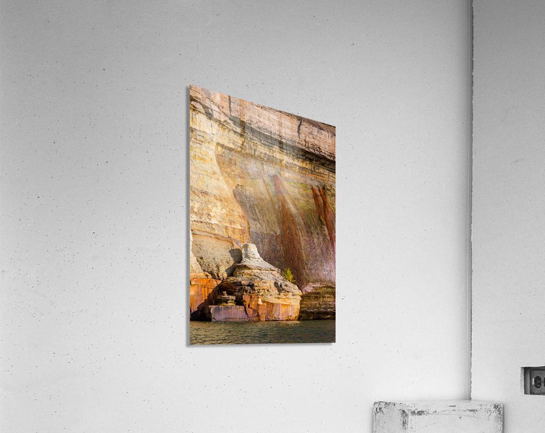 Pictured Rocks ap 2508  Acrylic Print