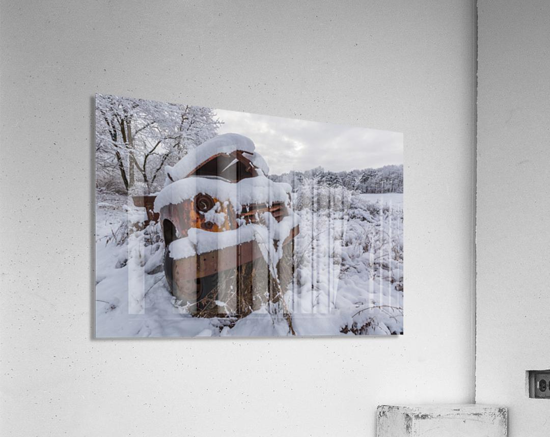 Forgotten ap 2857  Acrylic Print