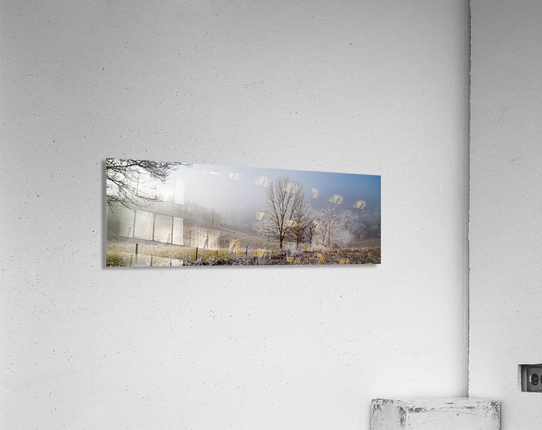 Pasture ap 2033  Acrylic Print