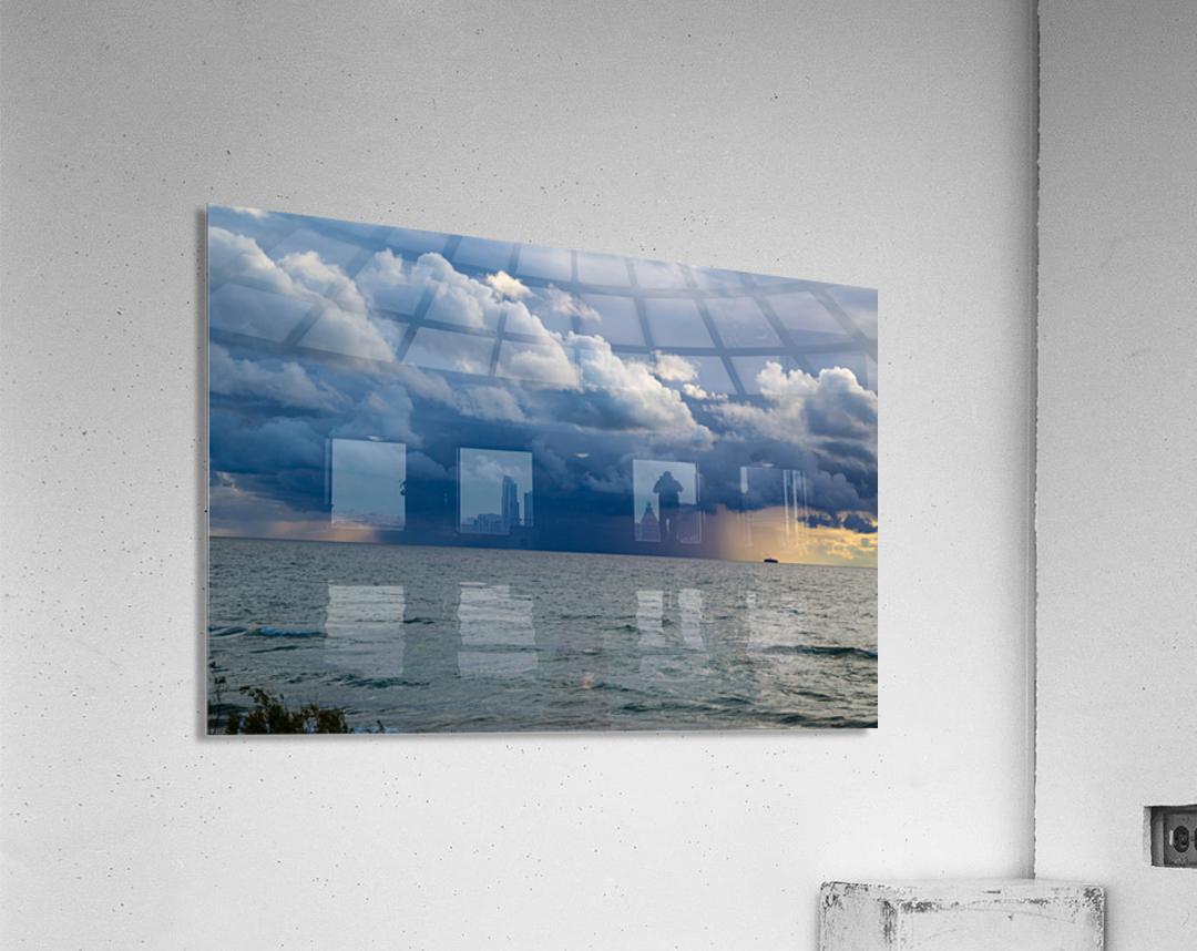 T Storm ap 2431  Acrylic Print