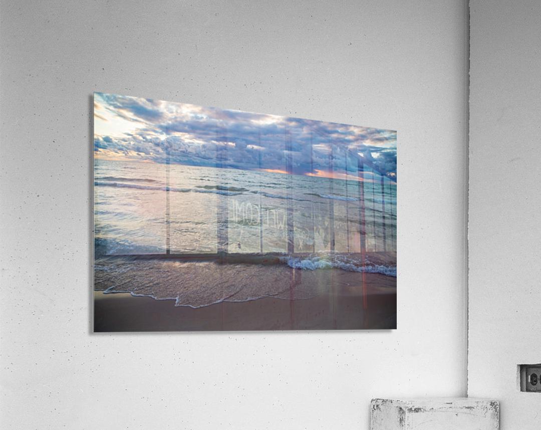 Sunset ap 2446  Acrylic Print