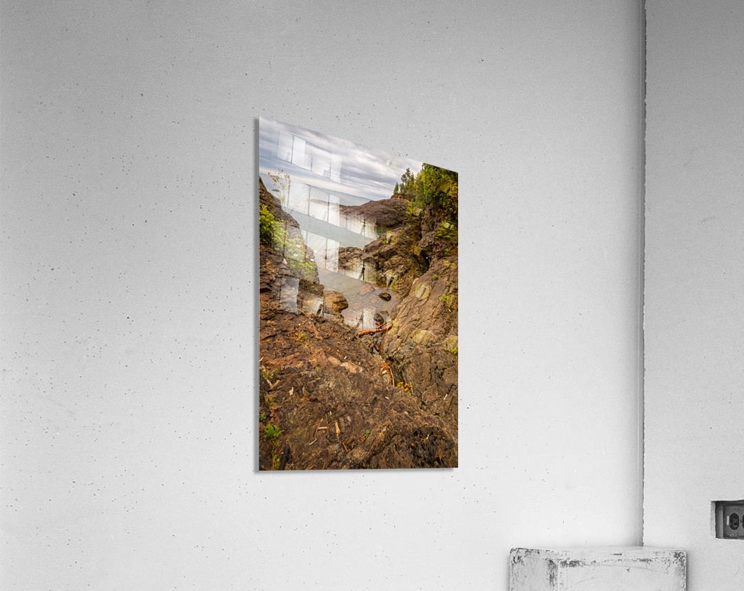 Lake Superior ap 2550  Acrylic Print