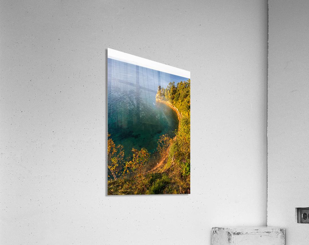 Miners Castle ap 2518  Acrylic Print