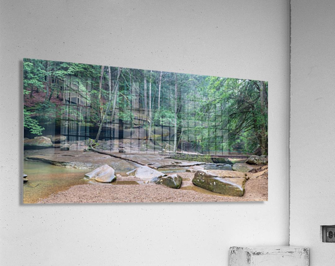 Near Cedar Falls apmi 1632  Acrylic Print