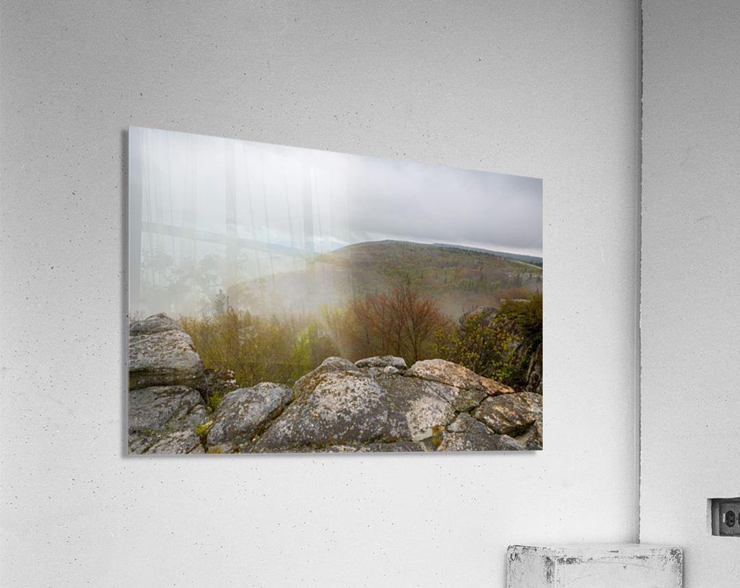Low Ceiling ap 2945  Acrylic Print
