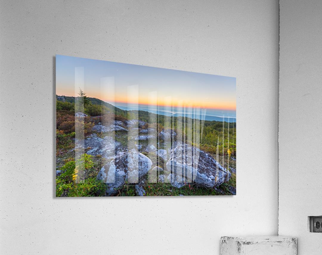 Sunrise ap 2896  Acrylic Print