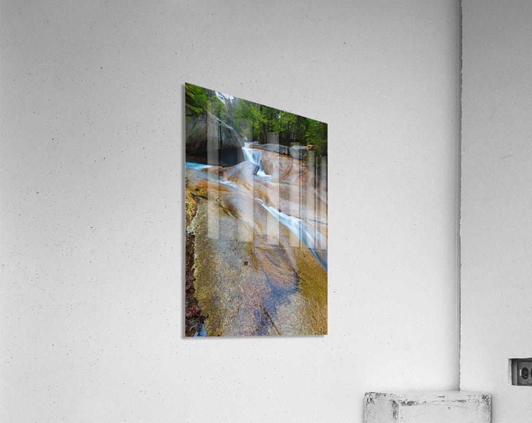 The Basin ap 2162  Acrylic Print