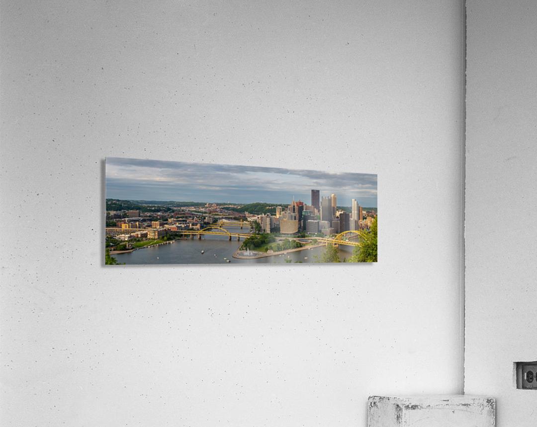 Pittsburgh apmi 1698  Acrylic Print