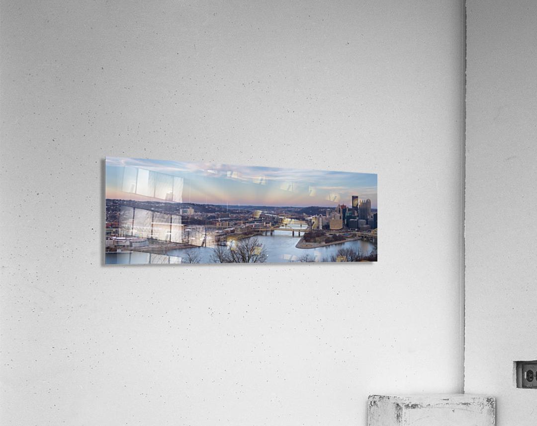 Pittsburgh apmi 1513  Acrylic Print