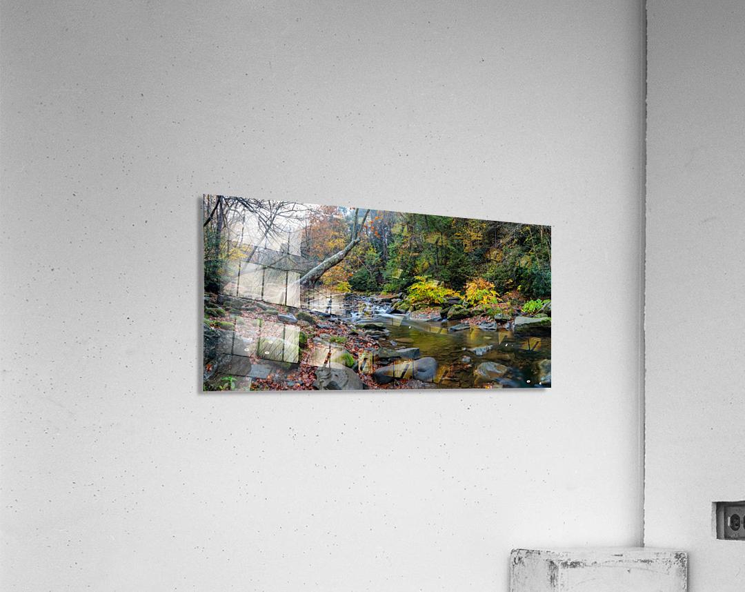 Cowanshannock Creek apmi 1962  Acrylic Print