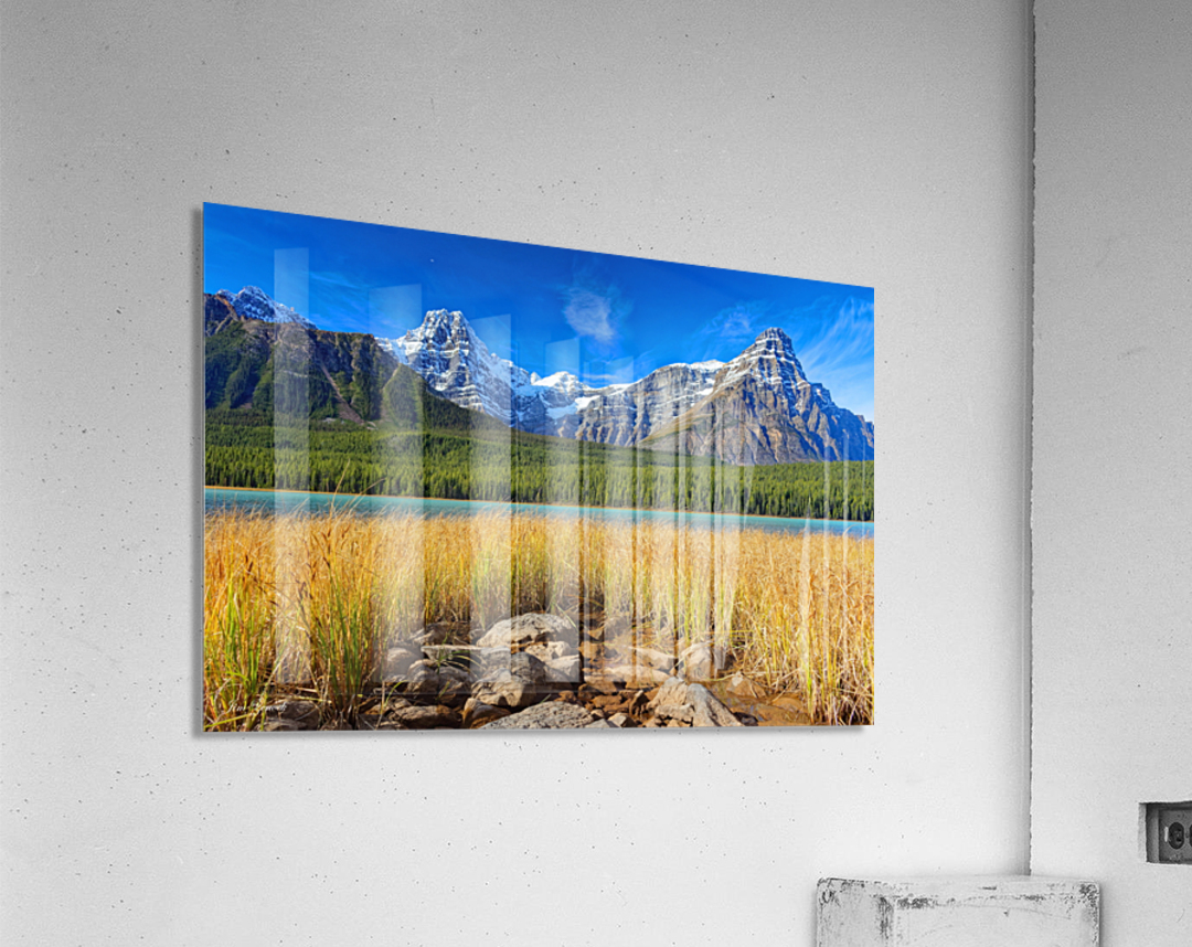 Banff National Park Alberta Canada  Acrylic Print