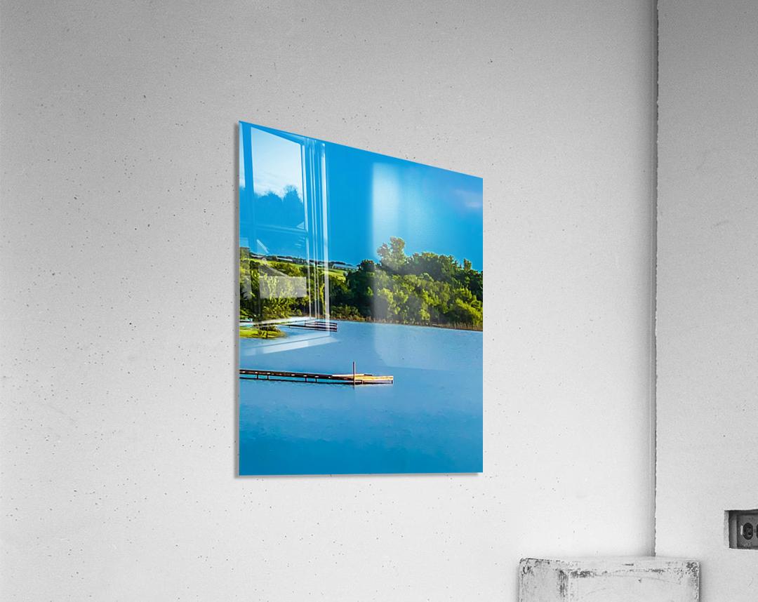 Carries Paradise  Acrylic Print