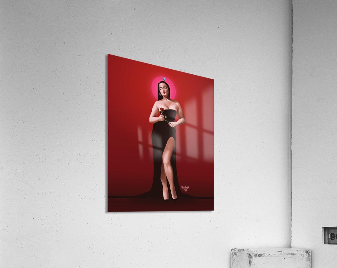 Sassy Valentine  Acrylic Print