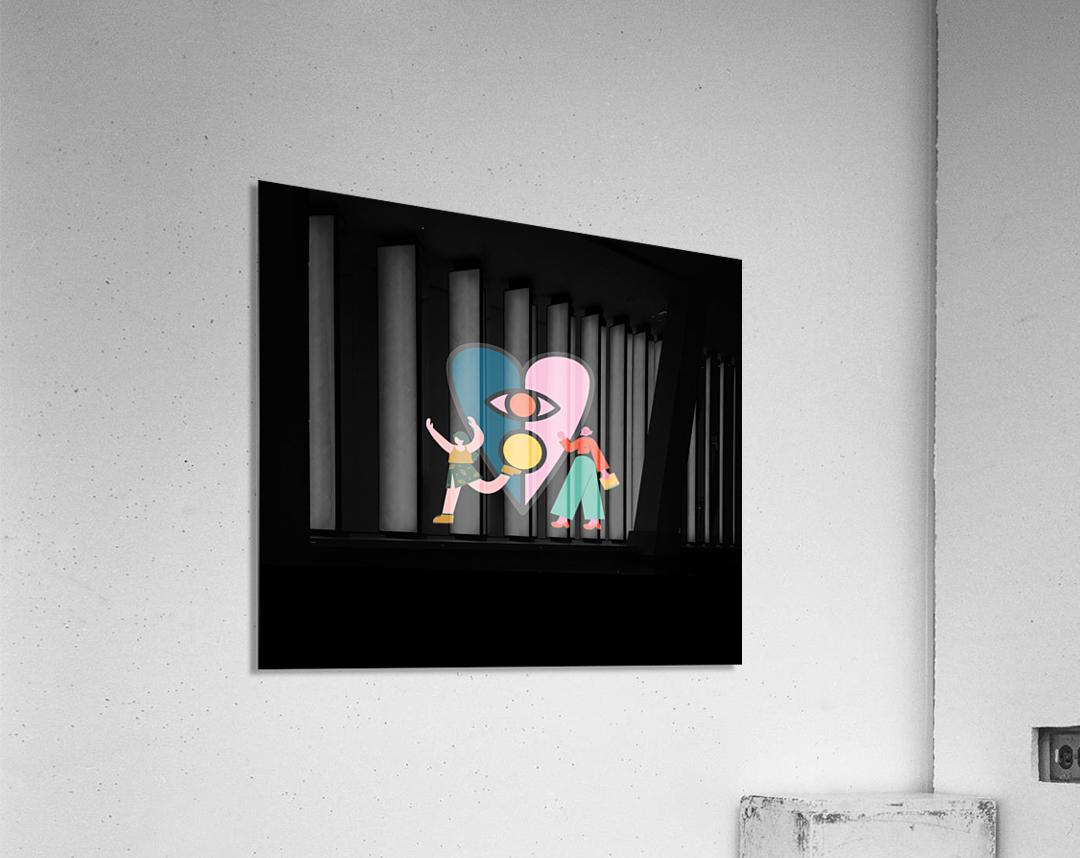 onelife  Acrylic Print