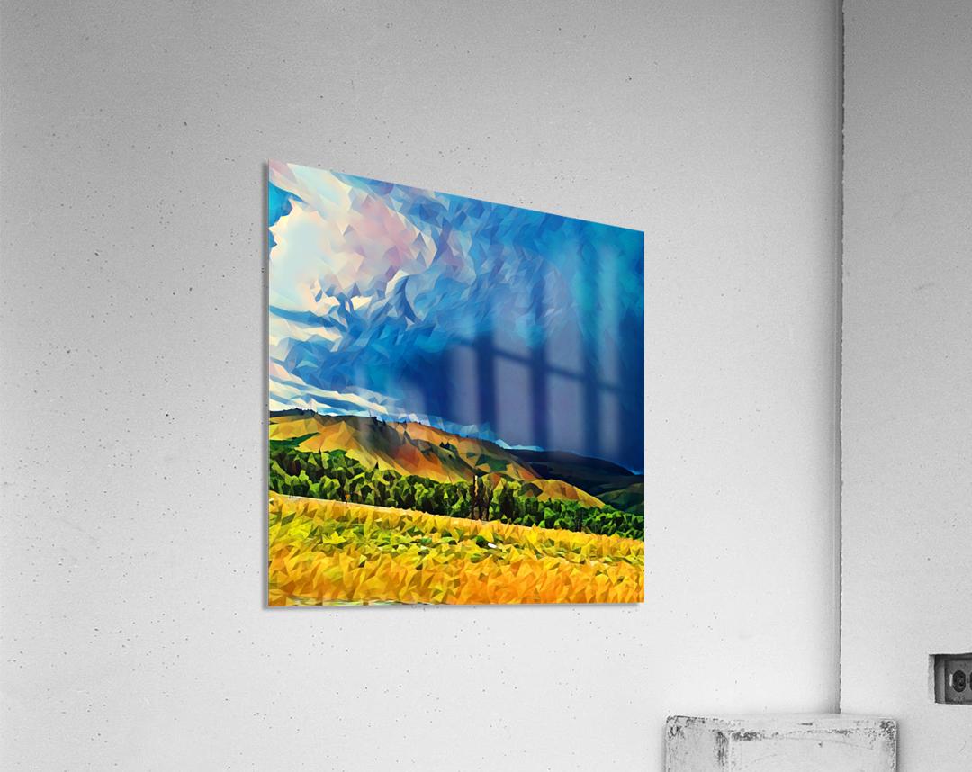 impending storm  Acrylic Print