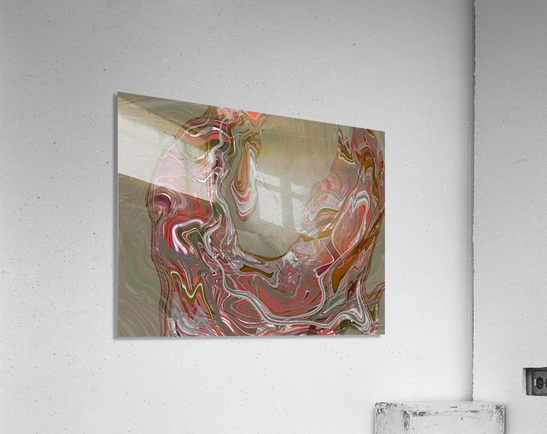 Friday Night Composition   Acrylic Print