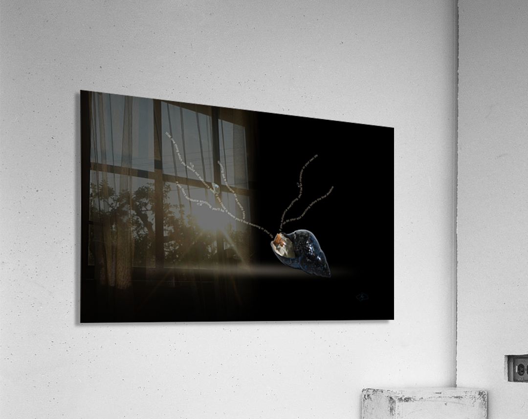 Cerebration  Acrylic Print