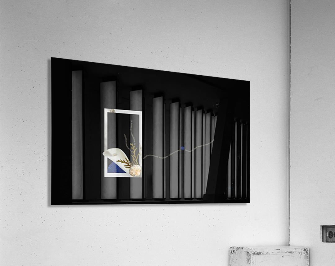 Cruising Through Life  Acrylic Print